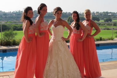 Paradise for Bridesmaids